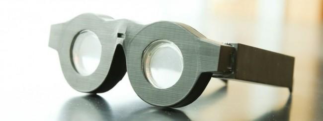 Smartglass autofocus