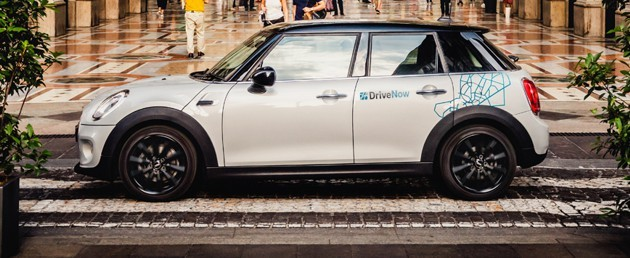 Mini DriveNow