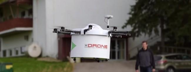 Droni, il Canada avrà il suo servizio di consegne
