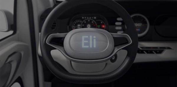 CES 2017: Eli ZERO, auto elettrica da città