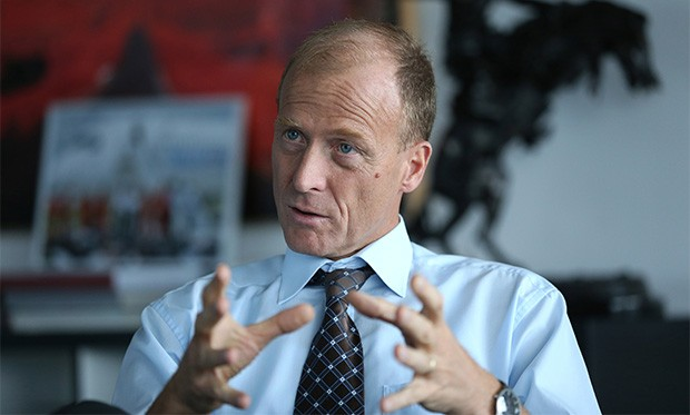 Tom Enders, CEO di Airbus Group