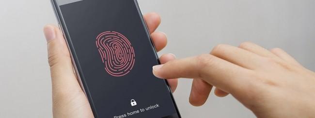 iPhone, impronte