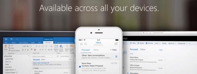 Windows 10, Focused Inbox presto per tutti