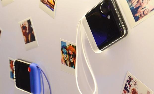 Polaroid Pop nelle sue diverse colorazioni