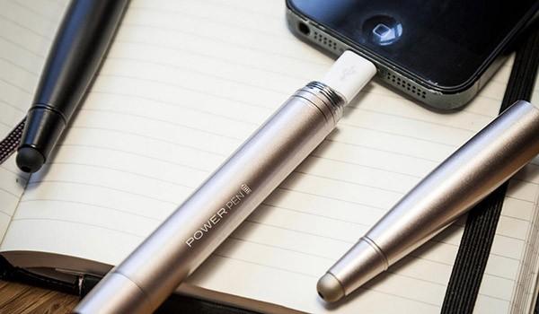 Regali per lui, penna caricabatterie