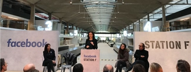 Startup, Facebook punta sulla Francia