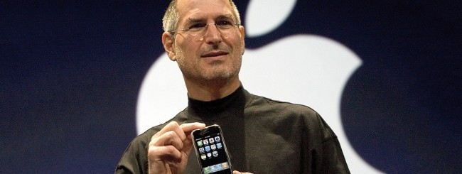 Steve Jobs, primo iPhone
