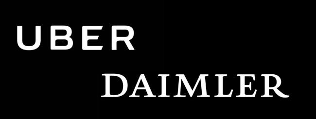 Uber, Daimler
