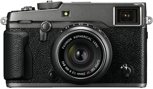 Fujifilm X-Pro2 Graphite
