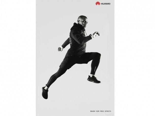 Huawei Watch 2 promo