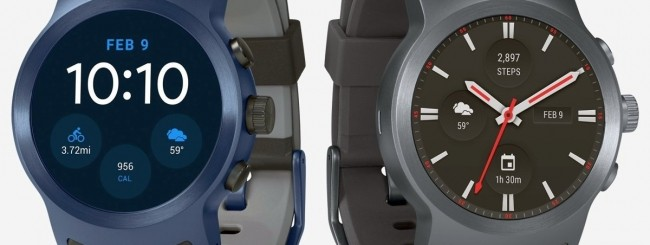 LG Watch Sport leak