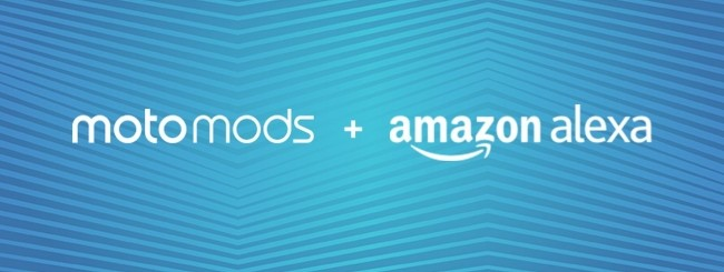 Moto Mods - Amazon Alexa