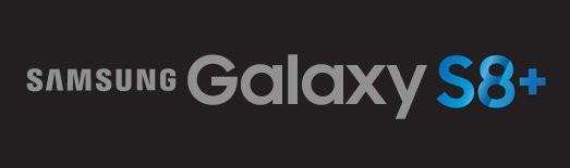 Samsung Galaxy S8+ logo