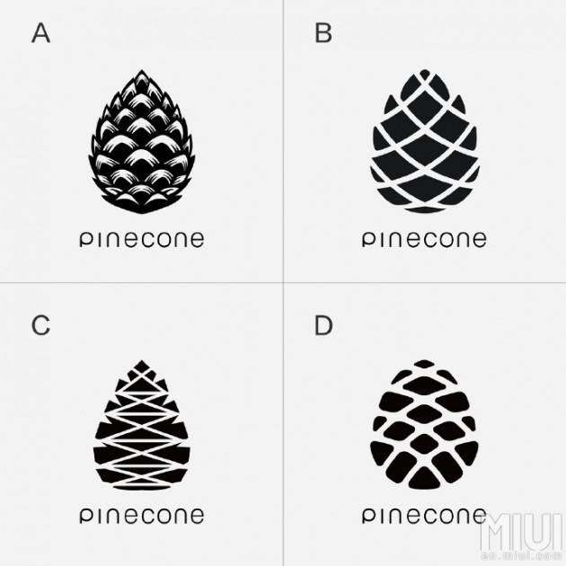 Xiaomi Pinecone logo
