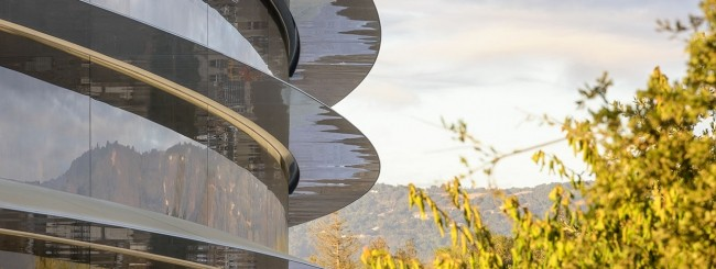 Apple Park di Cupertino