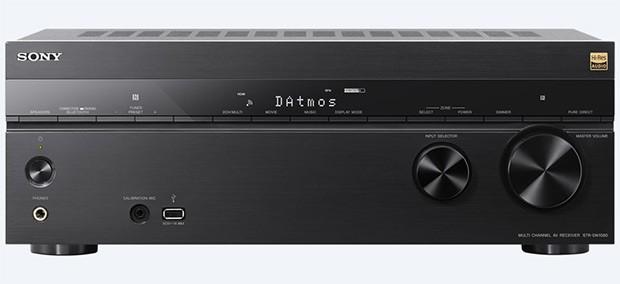 Il sintoamplificatore AV STR-DN1080 di Sony