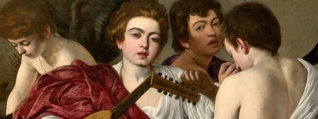 """Caravaggio """"Concerto"""""""