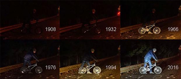 L'evoluzione dei sistemi di illuminazioni equipaggiati dalle automobili, dal 1908 al 2016