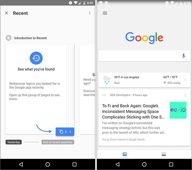 La versione 6.13.5 alpha dell'applicazione Google per Android attiva l'intelligenza artificiale dell'Assistente Google per alcuni dispositivi non appartenenti alla linea Pixel