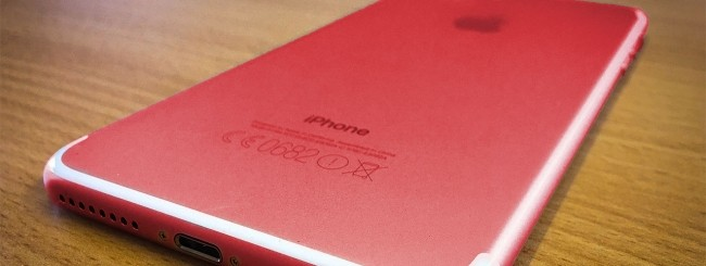 iPhone 7 Rosso