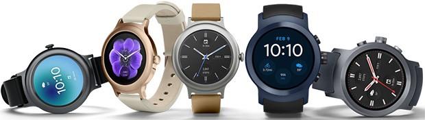 Gli smartwatch LG Watch Style e LG Watch Sport con Android Wear 2.0