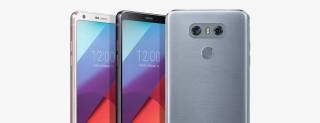 LG G6, immagini