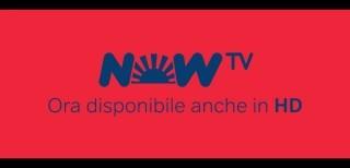Now TV: uno spot per l'HD