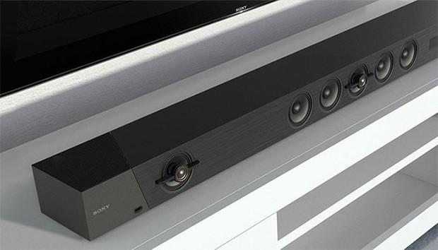 La soundbar HT-ST5000 di Sony