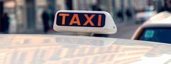 taxi roma uber