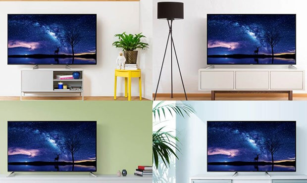 Il televisore TV-55EX600 di Panasonic