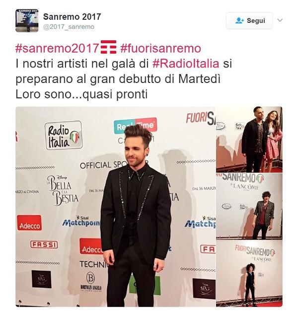 Twitter vende l'hashtag di Sanremo a TIM