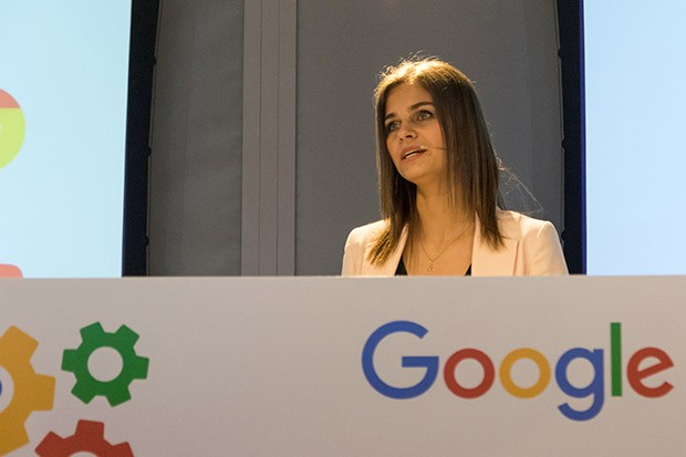 Anna Ukhlanova, Research Manager di Google Research Europe