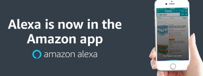 Amazon Alexa iOS