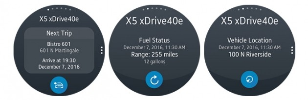 BMW Connected per Gear S3