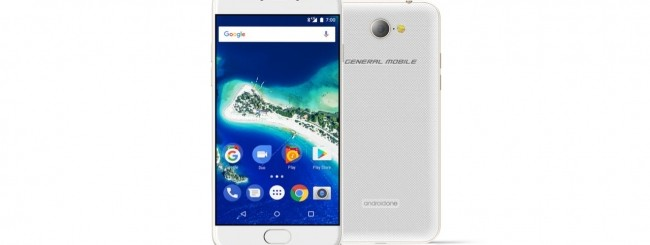 General Mobile GM6 - Android One