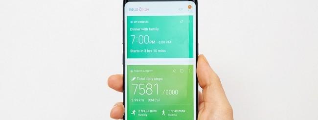 Samsung Galaxy S8 - Bixby