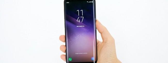 Samsung Galaxy S8 - Design