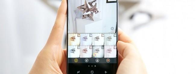 Samsung Galaxy S8 - Fotocamera