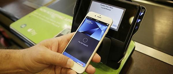 Apple Pay in negozio