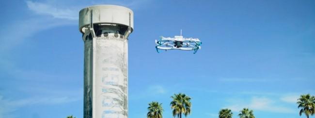 Droni Amazon Prime Air