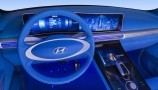 Hyundai FE Fuel Cell Concept, le immagini