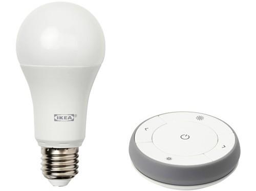 TRÅDFRI, la lampadina smart di IKEA