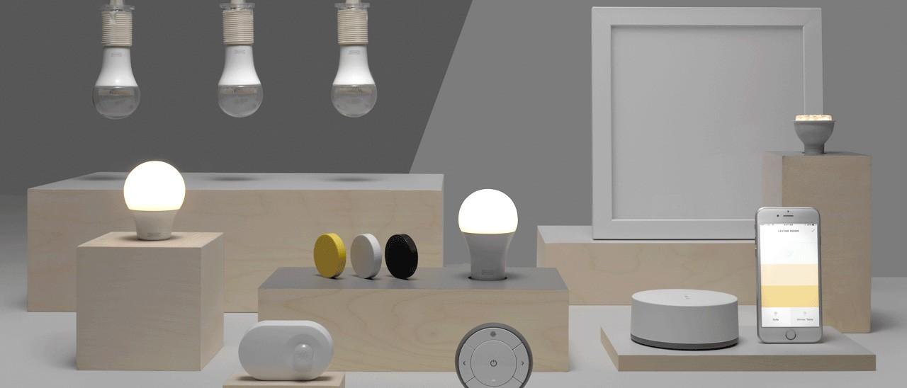 Lampade smart anche da IKEA, con la linea TR?DFRI Webnews
