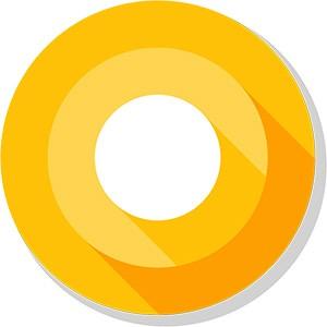 Il logo ufficiale del sistema operativo Android O