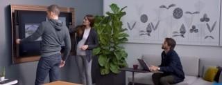 Microsoft immagina l'ufficio del futuro