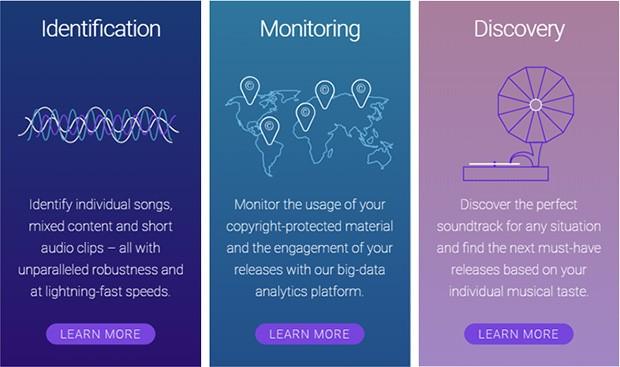 Le tecnologie offerte da Sonalytc, ora acquisite dalla piattaforma di streaming musicale Spotify