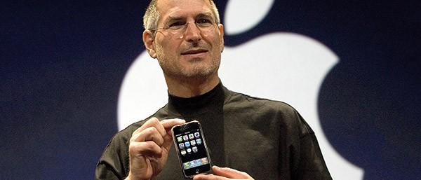 Steve Jobs, primo iPhone