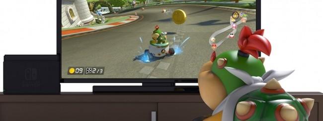 Nintendo Switch, parental control