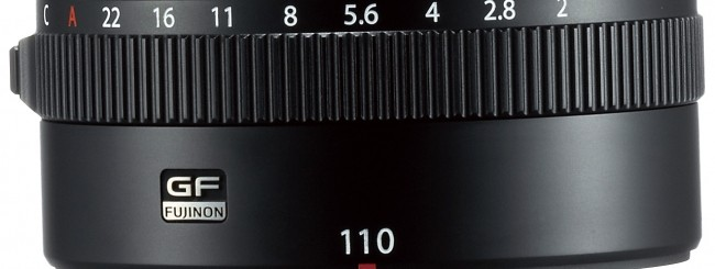 FUJINON GF110mmF2 R LM WR