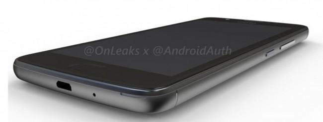 Motorola Moto E4 Plus leak